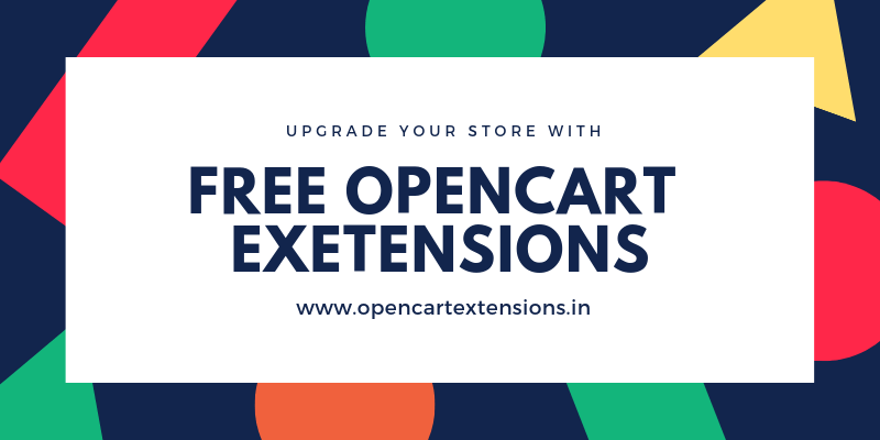 Top 5 Free OpenCart Extensions & Modules | TMD
