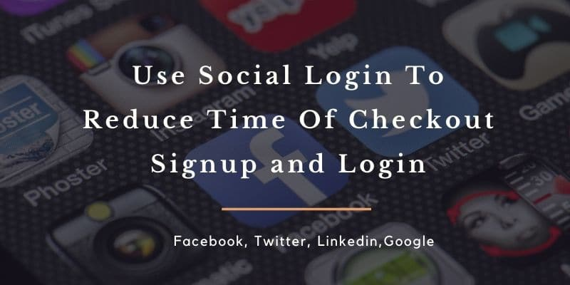 Reduce the pain of Customer Using OpenCart Social Login Module